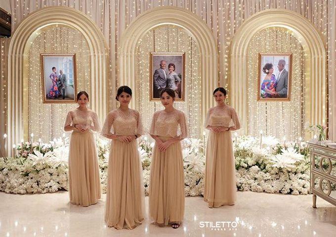 Wedding before PSBB by STILETTO PAGAR AYU - 001