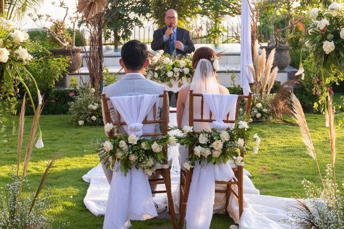 THE WEDDING OF TANIA & ADE by ODDY PRANATHA - 014