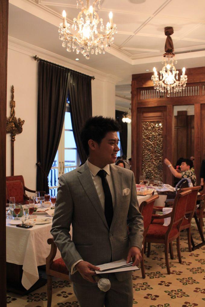 MC Wedding Intimate Plataran Menteng Jakarta - Anthony Stevven by Plataran Indonesia - 020