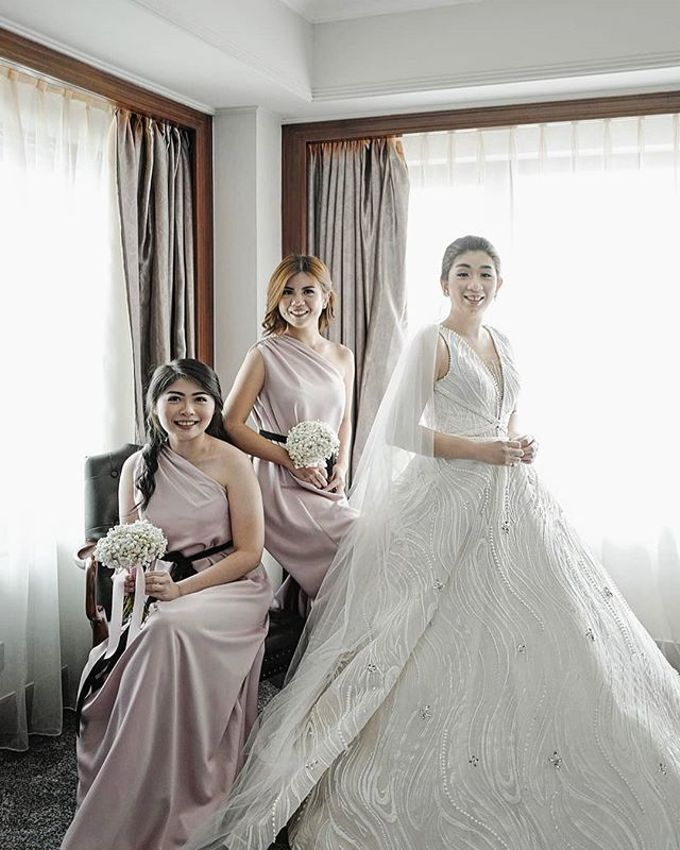 Adi & Octavia Wedding by METTA FEBRIYAN bridal & couture - 002