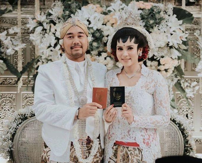 The Wedding of Icha & Fandy by Akasya Catering - 006