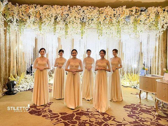 Wedding before PSBB by STILETTO PAGAR AYU - 003