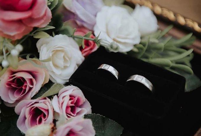 The Wedding of Icha & Fandy by Akasya Catering - 004