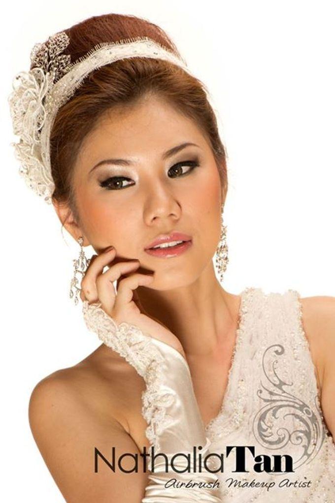 Classic Elegance captured by Nathalia TAN Makeup Artist - 010