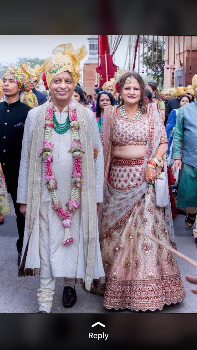 The Fairytale Wedding at Umaid Bhawan Palace Jodhpur by Renuka Krishna - 005