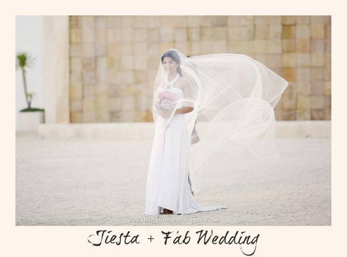 JIESTA & FAB WEDDING by Aying Salupan Designs & Photography - 007