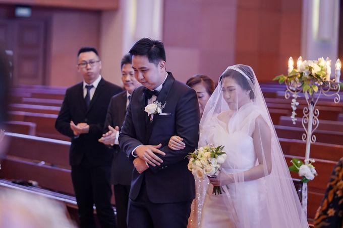 Wedding Of Sastra & Gracia (Green) by Ohana Enterprise - 023