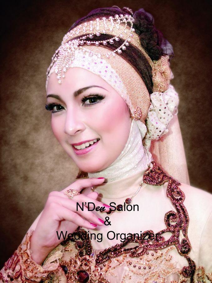 THE MOST GORGEOUS by N'Den Salon & Wedding Organizer - 001