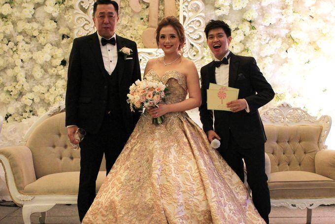 MC Wedding Holiday Inn Kemayoran Jakarta - Anthony Stevven by Holiday Inn Jakarta Kemayoran - 001