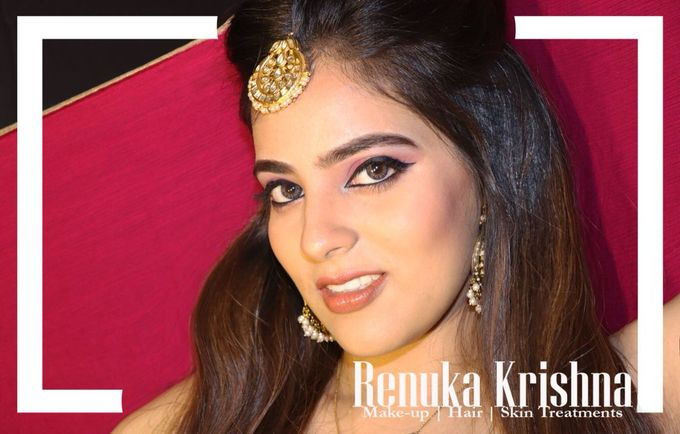 Makeup by Renuka Krishna - 011