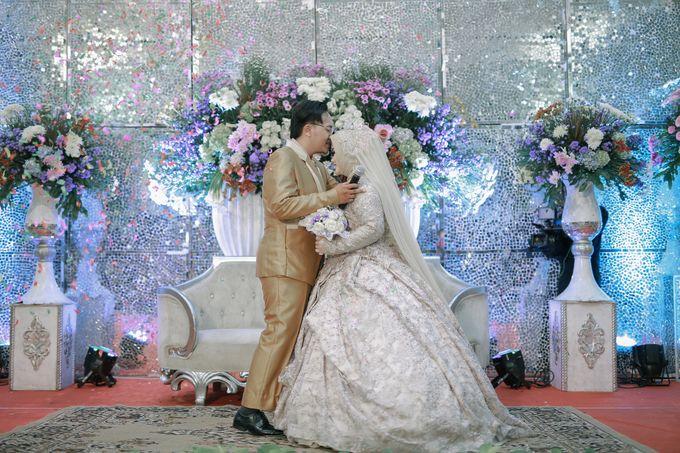 Wedding of Amrina & Farid by Rashdan Planner - 020