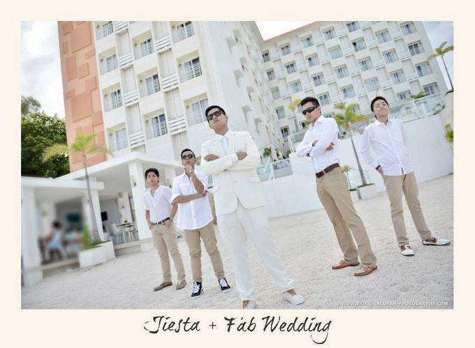 JIESTA & FAB WEDDING by Aying Salupan Designs & Photography - 003