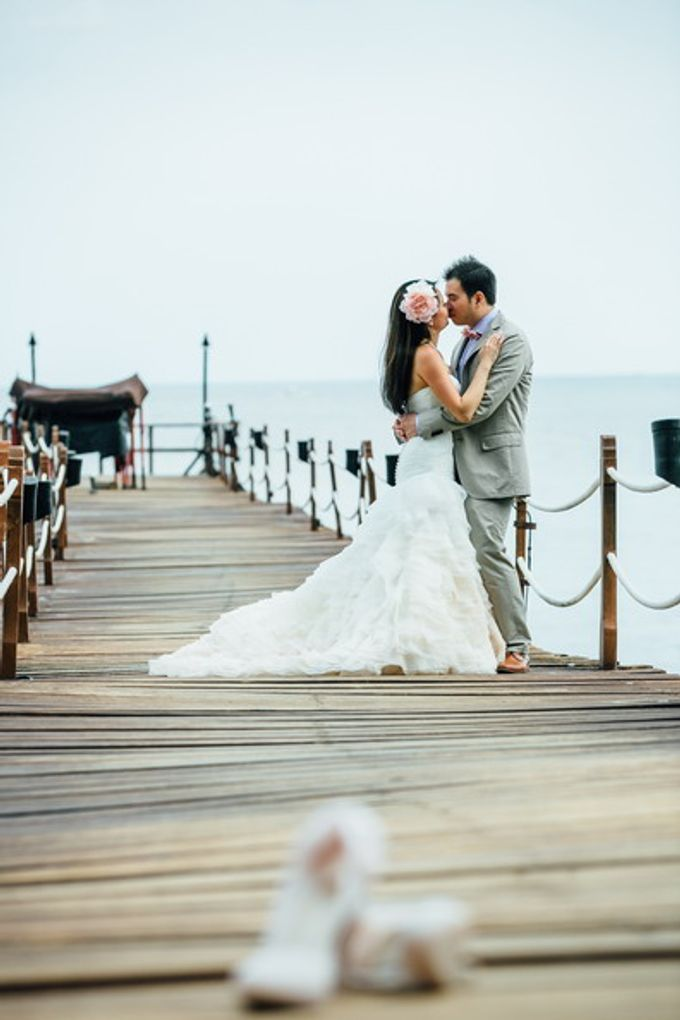 Clarrie & Dominic by AYANA Resort and Spa, BALI - 009