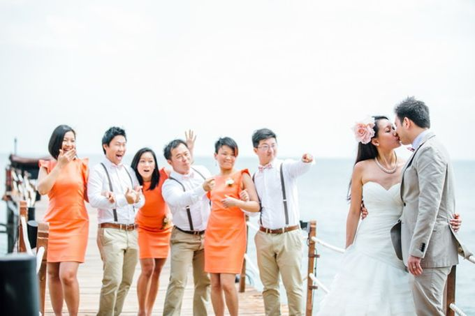 Clarrie & Dominic by AYANA Resort and Spa, BALI - 010