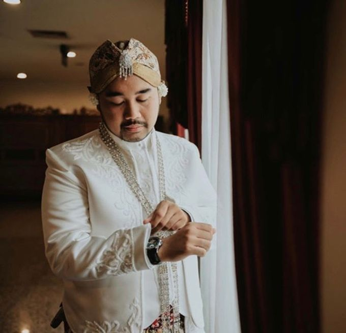 The Wedding of Icha & Fandy by Akasya Catering - 002
