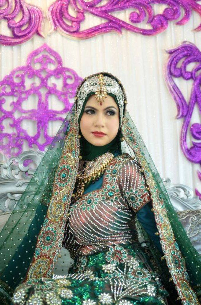 Lengha Rental by Saheli Bridal House - 001