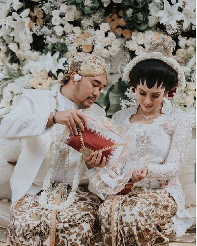 The Wedding of Icha & Fandy by Akasya Catering - 008