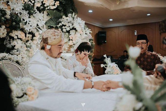 The Wedding of Icha & Fandy by Akasya Catering - 003