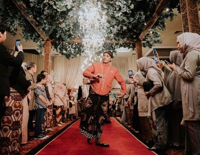 The Wedding of Icha & Fandy by Akasya Catering - 013