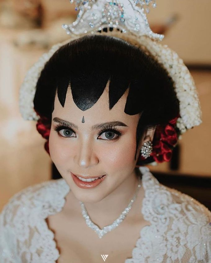 The Wedding of Icha & Fandy by Akasya Catering - 005