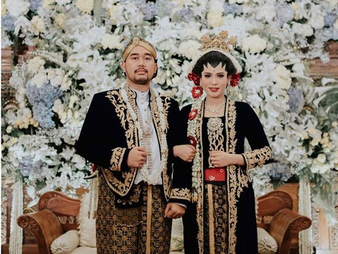 The Wedding of Icha & Fandy by Akasya Catering - 012
