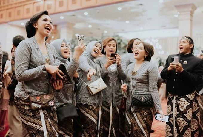The Wedding of Icha & Fandy by Akasya Catering - 011