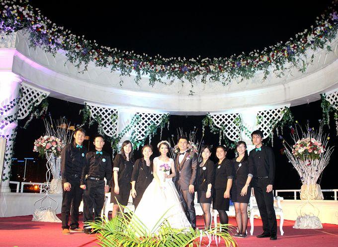 The Wedding of Chandra & Devia by WedConcept Wedding Planner & Organizer - 010