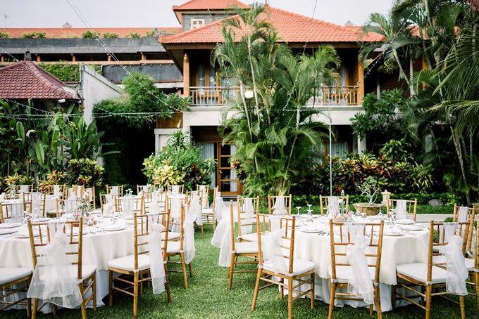 John & Vera by Astagina Resort Villa & Spa Bali - 013