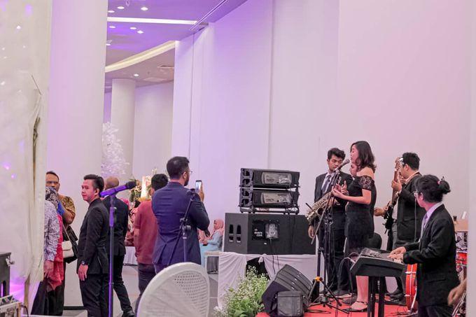 Tiara & Khairul Wedding by Barva Entertainment - 009