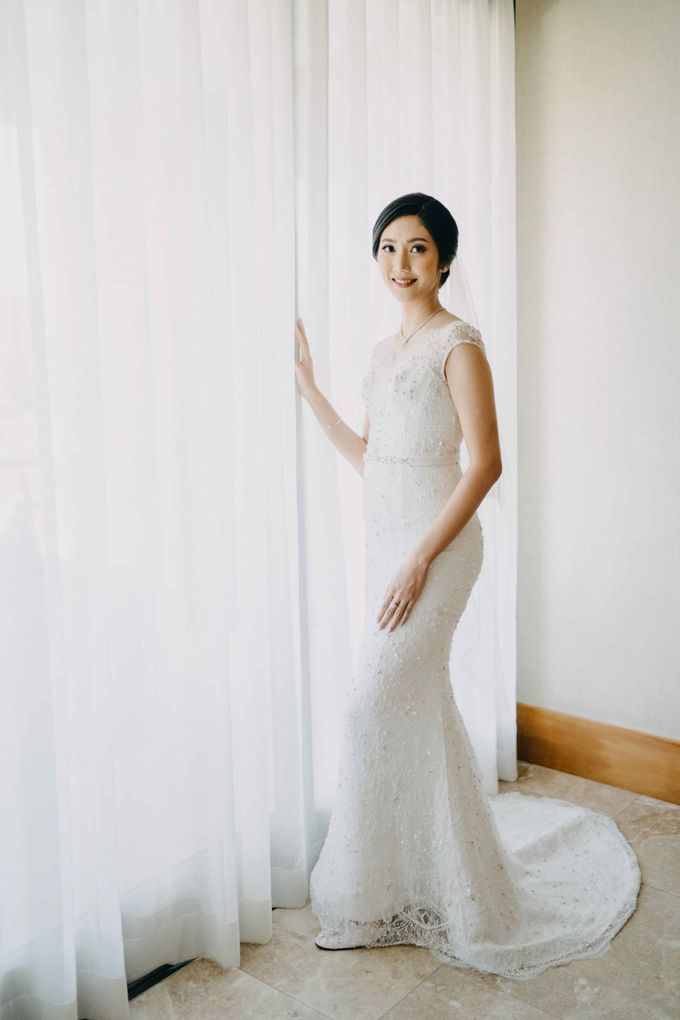 Wedding The Mulia Resort Donald & Tabita by StayBright - 007