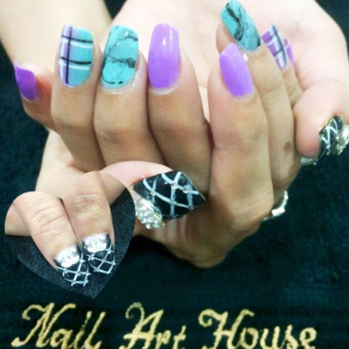 Portfolio by Nail Art House - 006