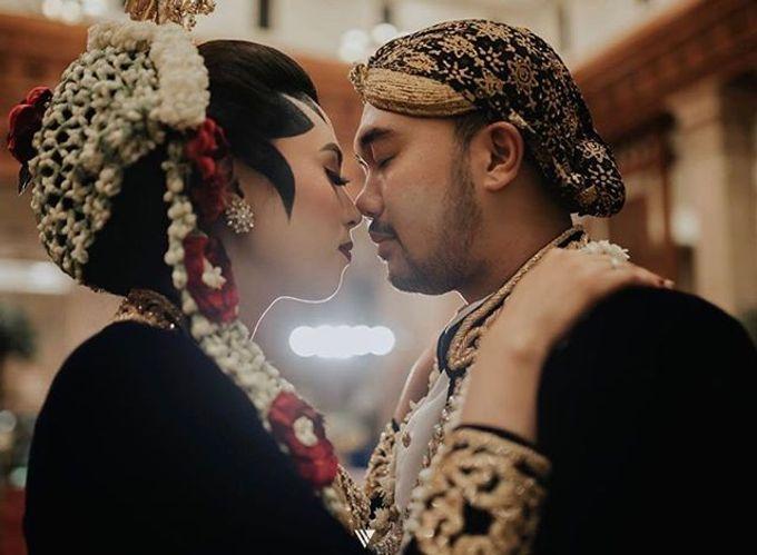 The Wedding of Icha & Fandy by Akasya Catering - 014