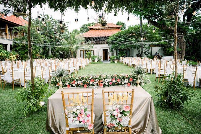John & Vera by Astagina Resort Villa & Spa Bali - 012