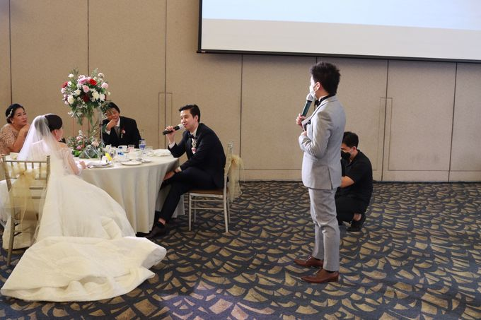 New Normal Wedding Jazz Entertainment at Sheraton Jakarta - Double V entertainment by Double V Entertainment - 022