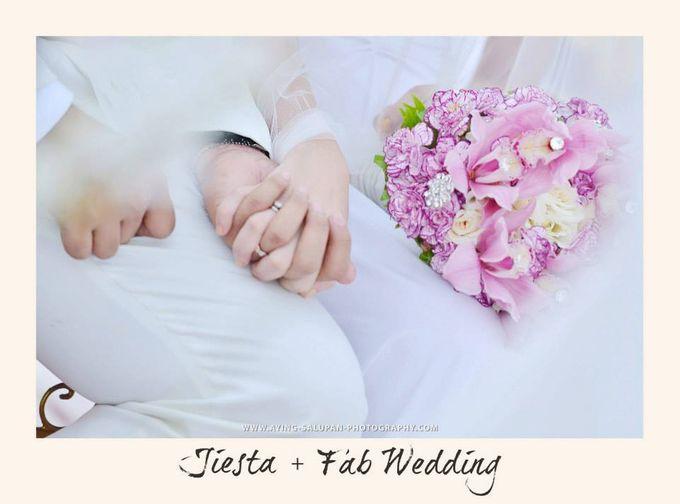 JIESTA & FAB WEDDING by Aying Salupan Designs & Photography - 008
