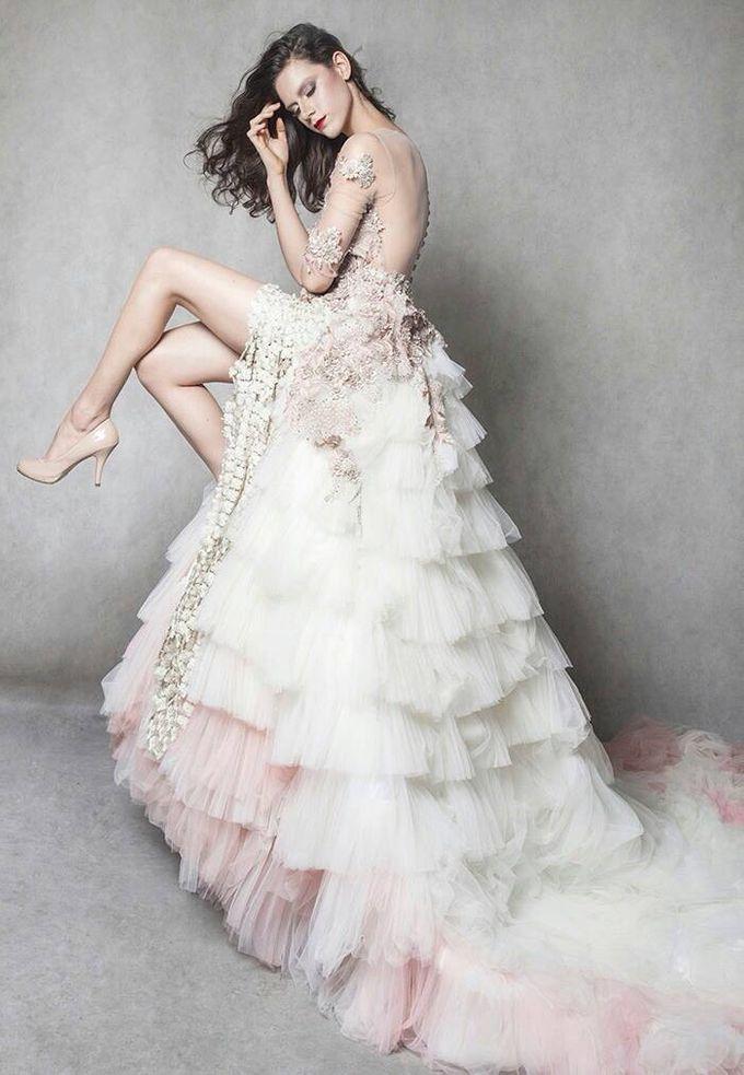 Black Romance by Gazelle Brides - 004