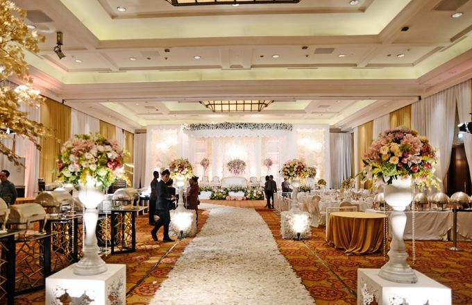 Wedding Decorations by JW Marriott Hotel Jakarta - 007