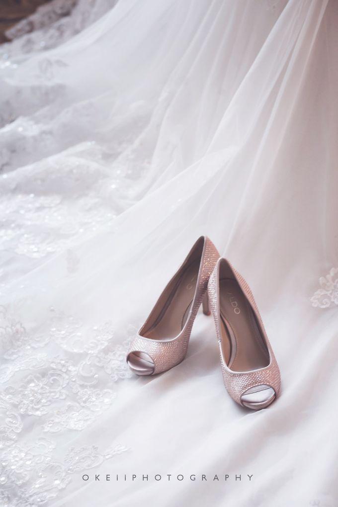 Alvin & Novi Wedding Day by Okeii Photography - 004