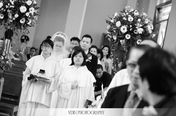 [Wedding Day] Rio & Winnie by VDB Photography - 043