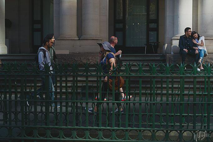 Rendy + Sity: Melbourne, I'm in Love by Wiki Lee - 009