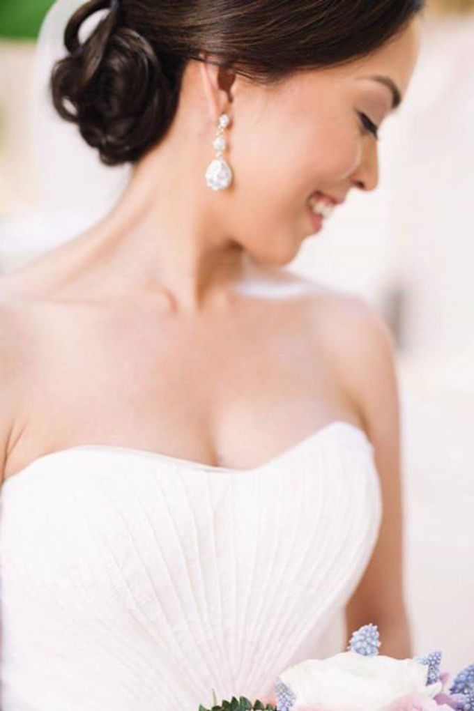 Rouella Real wedding  by Make Up by Ella - Boracay Based Make up Artist - 001