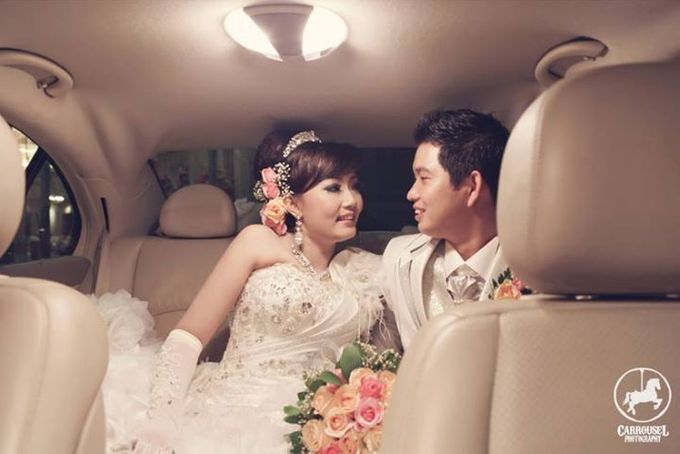 Julianto & Corry - Wedding Day by Carrousel Photography - 011
