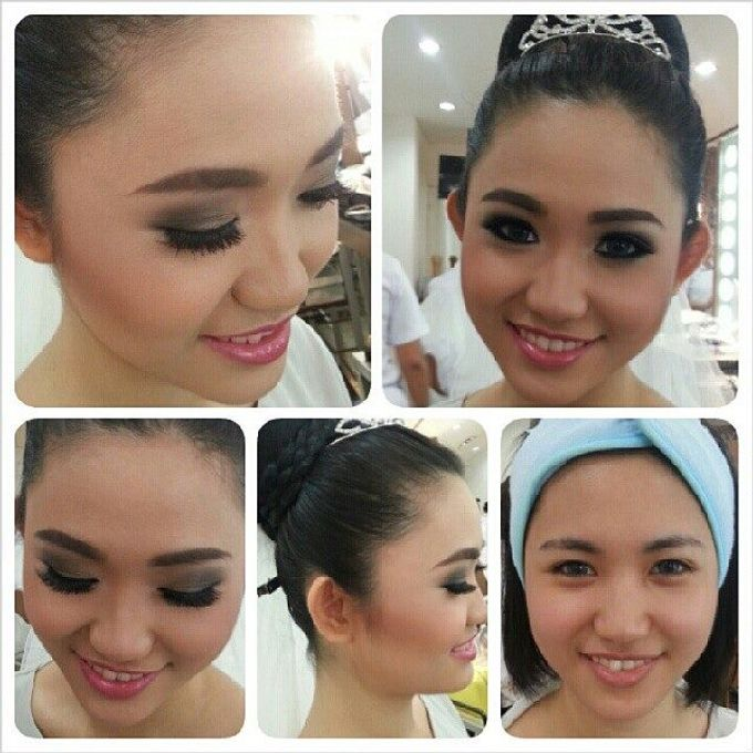 International Bridal Exam by makeupbypaupau - 001