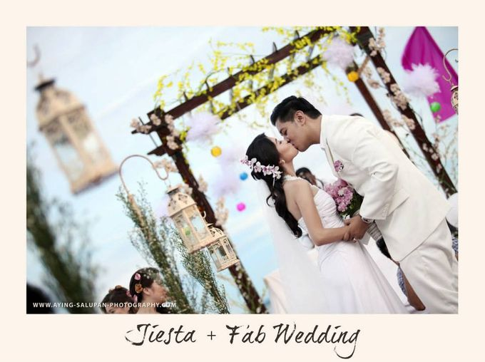 JIESTA & FAB WEDDING by Aying Salupan Designs & Photography - 009