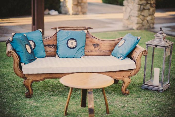 A Selection of Wedding Furniture we have available by Chic Rustique - 008