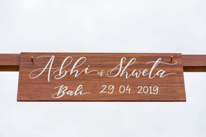 Abhi & Shweta - Villa Anugrah Bali by Atelier Plum - 002