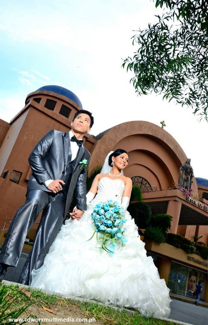 Jerome and Angelica by CDWorx Photography and Videography - 004