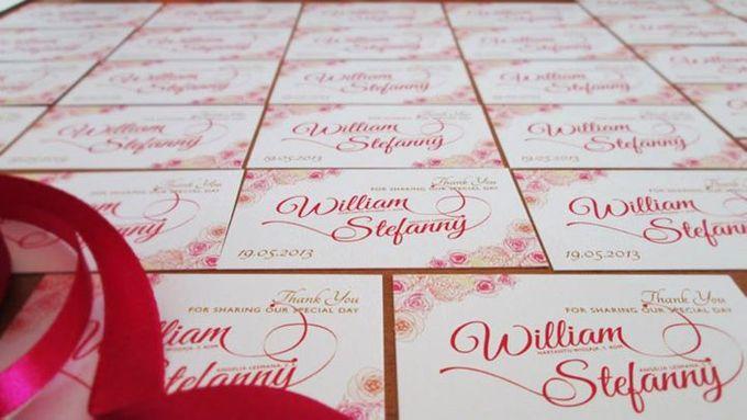 ♥ William & Stefanny ♥ by La Carta - 003