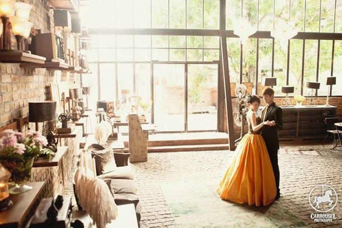 Stefanus & Ivana - Prewedding by Carrousel Photography - 004