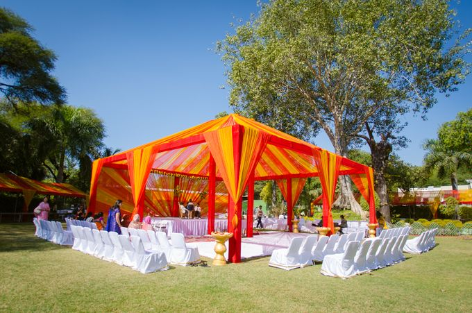 Indian Wedding by Yesha Weddings Destination Wedding Planner - 012